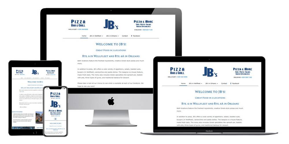 JB's Pizza Restaurants