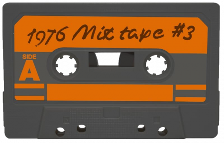 an old cassette tape